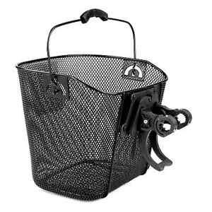 Basket For Brand Type Embroidered Bike Mountain Bike Vtc BMX Handlebar Front New