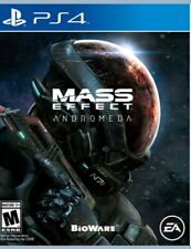 Mass Effect: Andromeda PS4 [Brand New]