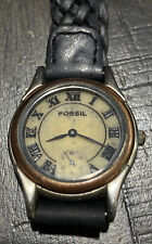 RARE Vintage Style Fossil Watch BW-6773. FREE SHIPPING!