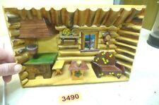 Nr. 3490.    Altes Holzbild Deko Bild Wandbild