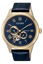 全新現貨 Citizen 機械男士錶手錶  NP1023-17L 錶徑45MM*HK*