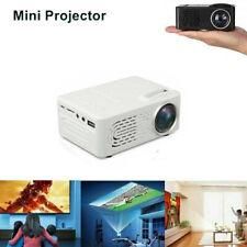 Mini pocket Full HD 1080P LED Home Theater Projector Portable Cinema AV USB SD