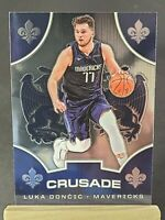 2019-20 PANINI CHRONICLES SILVER CRUSADE LUKA DONCIC #541 DALLAS MAVERICKS 🏀🔥