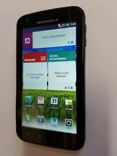 Unlocked Motorola Atrix MB861 16GB Black Gsm Android 4G Smartphone Atrix4G Phone