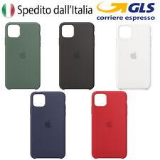 APPLE COVER CUSTODIA PER IPHONE 11 / 11 PRO / 11 PRO MAX SILICONE CASE ORIGINALE