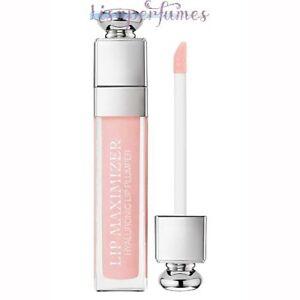 Christian Dior Addict Lip Maximizer Lip Plumper 001 Pink 0.20oz / 6ml NIB