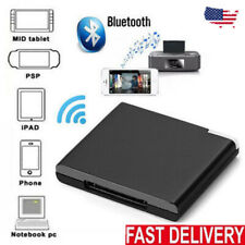 1*Bluetooth Music Audio Receiver Adapter for iPod iPhone Dock Speaker 30PIN A2DP