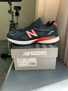 New Balance 990 M990RR4 NYRR 60th Anniversary Special Edition 990v4 Mens Sz 11.5