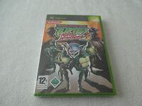 Turtles 3 Mutant Nightmare Xbox Spiel neu new sealed