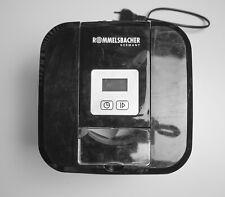 Der Sommer kann kommen - gebrauchte Rommelsbacher Eismaschine - Top Gerät -