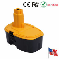 18volt 2000mAh NiCD Replacement Battery for Dewalt XRP DC9096 DC9099 Pod-Style