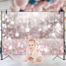 Flashing Stars Photo Photography Backdrops Dreamy Party Birthday Background