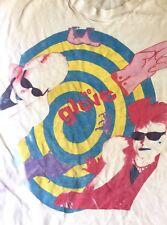 RARE Vintage THE GLOVE T-Shirt The Cure Robert Smith Banshees Blue Sunshine 1983
