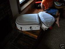 CUSHMAN   EAGLE TOOL BOX  SEATS