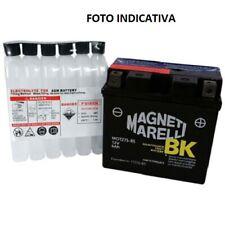 BATTERIA 12V 4AH PIAGGIO PB4L-B YB4L-B ACIDO INCLUSO UNIVERSALE PER SCOOTER 50