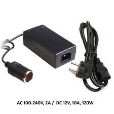 Q58C KFZ Netzteil 230V Auf 12V 10A 120Watt Gleichrichter Spannungswandler