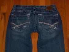 Mens BKE Buckle Fulton Slim Boot Cut Stretch Jeans Size 31 L Tag 31 X 34