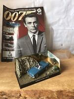 007 James Bond Car Collection No 17 Sunbeam Alpine Dr No