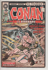 CONAN #20 french comic français EDITIONS HERITAGE