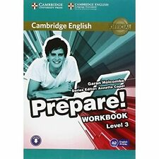 Cambridge English Prepare! Level 3 Workbook with Audio by Garan Holcombe (Mixed media product, 2015)