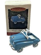 1994 Hallmark Keepsake Ornament - Murray Champion - Kiddie Car Classics Series