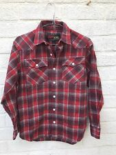 Old Navy Vintage Flannel Check Shirt. Size Small . Excellent Condition.