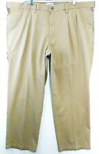 New Dockers Men Pants, Size W46 L29, brown, big tall, stretch, cotton spandex