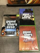 GRAND THEFT AUTO ROCKSTAR DOUBLE PACK XBOX