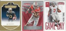 Michael Thomas 3 Card Lot, 2016 Panini RC, Contenders Game Day and School Colors