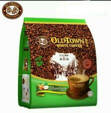 Old Town White COFFEE-Hazelnut (15 sticks and 40gram each)