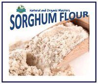 ✅SORGHUM FLOUR (White) - Premium GLUTEN FREE -  5kg