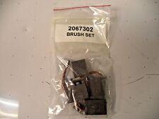 Motor Brush Set Four (4) Pieces, EG 34D P/N 2067302
