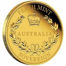 Australia Sovereign 2016 Gold Proof Coin