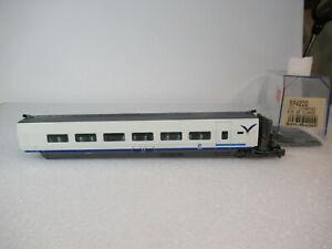 HO Jouef 594200 voiture intermédiaire 2e Classe turista TGV AVE JOUEFCHAMPAGNOLE