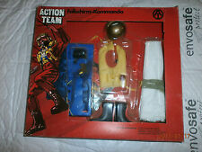 Vintage Action Team Fantastic freefall carded window box 1/6th scale toy