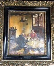 GERMAN ARTIST Fritz WAGNER (1896-1939 München) Antique Painting