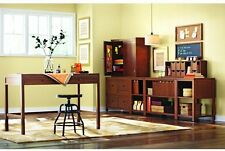 Craft Space Storage Sequoia Wood Console, Martha Stewart Living, Craft Furniture