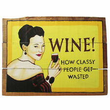 People Man Cave Decorative Plaques & Signs