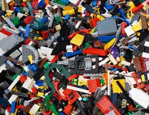 LEGO - 500g 1/2 Kg GENUINE LEGO Mixed Bundle- FREE 1st Class TRACKED Postage