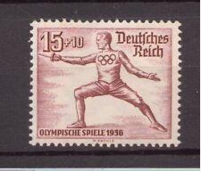 1936 Deutsches Reich Mer 614 ** Olimpiadi post freschi