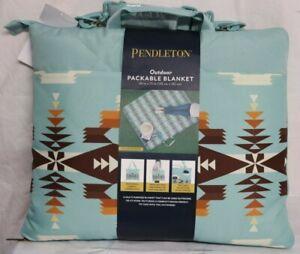 "*NEW* Pendleton Outdoor Packable Blanket 60""x72"""