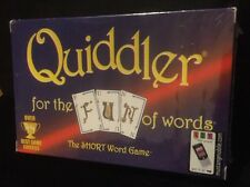 Quiddler Card Game New ~ Fun With Words!