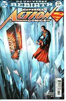 ACTION COMICS #977 DC COMICS  COVER B 1ST PRINT SUPERMAN