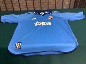 Vintage adidas Real Madrid soccer jersey 1999-2000