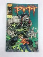 Pitt No. 2 July 1993 Comic Book image Comics