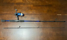 "Shakespeare REVERB 5'6"" Medium Act 6-12lb Rod and Reel Spinning Combo"