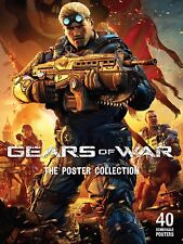 Insights Poster Collections: Gears of War by Epic Games Staff (2013, Paperback)