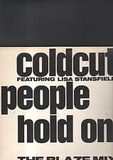 COLDCUT featuring LISA STANSFIELD - people hold on EP 12""