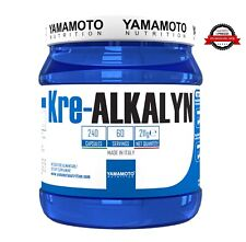 KRE-ALKALYN® 240 caps YAMAMOTO CREATINA ALCALINA
