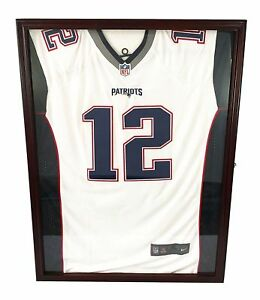 ULTRA CLEAR UV Protection Baseball /Football Jersey Frame Display Case